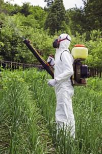 Egyéni védőfelszerelések, kémiai növényvédelmi tevékenységet folytatók részére